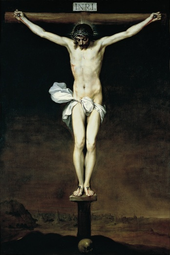 Alonso_Cano_-_Cristo_crucificado_-_Google_Art_Project